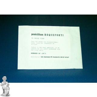 Penicillium Roqueforti.