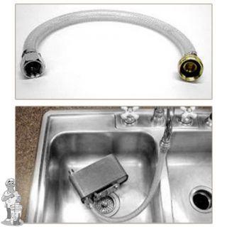 Blichmann Therminator Back-flush hose assembly