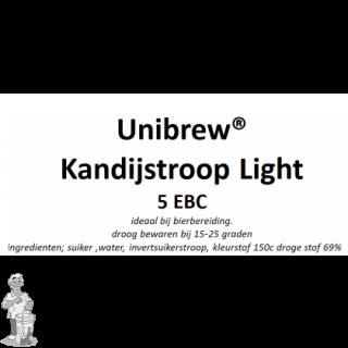 Kandij siroop Licht 5 EBC