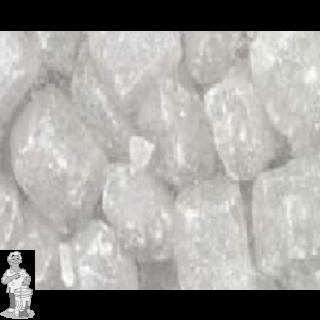 Kandij suiker brokken wit