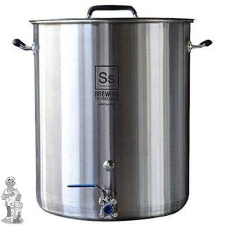 Ss Brewtech Brew Kettle 20 Gal 75.71 Liter