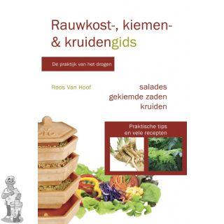 Rauwkost-, kiemen- en kruidengids Roos Van Hoof