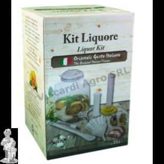 Likeur Kit (originele Gusto Italiaanse smaak) 2 liter