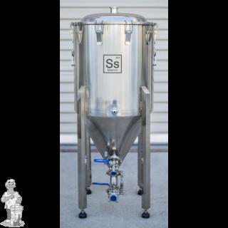 Ss Brewing Technologies Chronical Fermenter 17 gallon 79 liter halve BBL