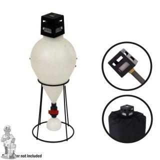 BrewJacket Immersion Pro met isolatiemantel voor FastFerment 30 liter
