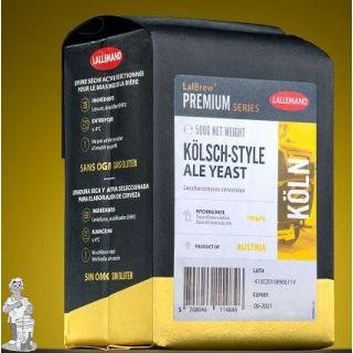 LALLEMAND LalBrew® Premium biergist gedroogd Köln - 500 g