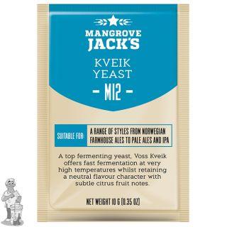 Mangrove Jack`s M12 Kveik 10 gram