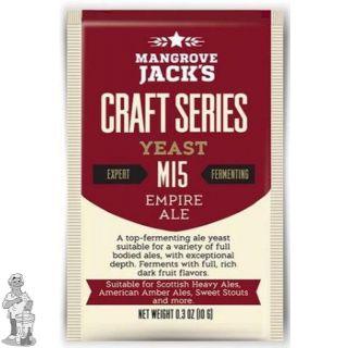 Mangrove Jack`s M15 Empire Ale 10 gram
