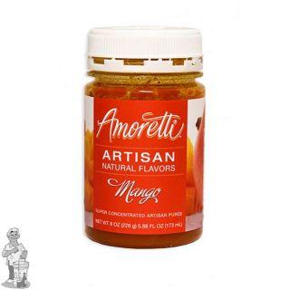 Amoretti - Artisan Natural Flavors - Mango 226 g