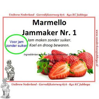 Marmello geleerpoeder NR 1 zonder suikertoevoeging. 1 kg