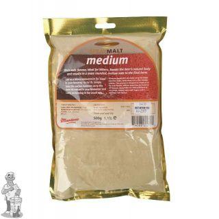 Muntons Moutextractpoeder Medium 22-44 EBC 0,5 kg