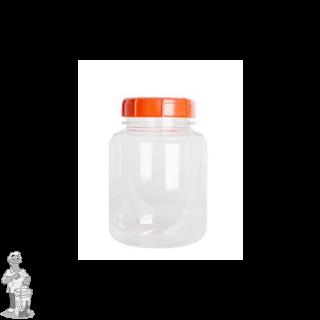 Mini FerMonster™ gistingsfles 4 liter