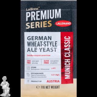 LALLEMAND LalBrew® Premium biergist gedroogd Munich Classic - 11 g