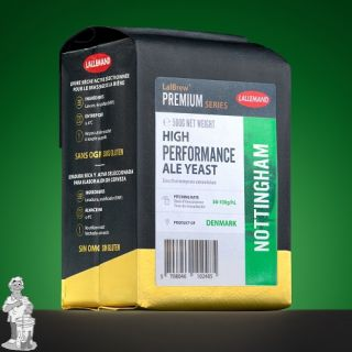 LALLEMAND LalBrew® Premium biergist gedroogd Nottingham Ale - 500 g