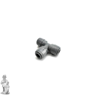 "Duotight 9,5 mm (3/8"") push-in koppeling T-stuk nr 1"
