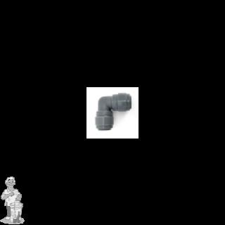 """Duotight 8 mm (5/16"""") push-in koppeling elleboogstuk nr 6"""