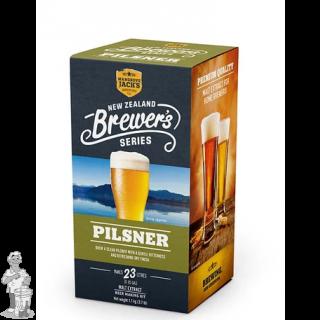 Mangrove Jack's New Zealand  BREWER'S SERIES - PILSNER voor 23 liter