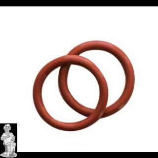 SS O- rings Brew kettle Comp. Fitting 2 stuks