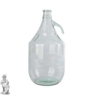 Gistingsfles recht model met oortje 5 liter