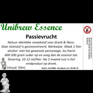 Unibrew essence Passievrucht 50 ml