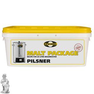Speidel moutpakket Pilsner