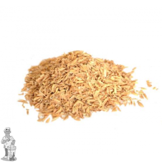 Rijsthulzen per zak (ca 17 kg)