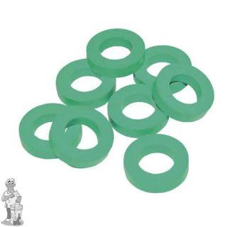 8 rubberen ringen voor RVS platenfilters 2020 met elektropomp.