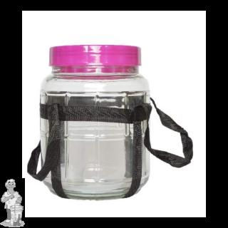 Gistingsfles Royal Bubbler 5 Liter