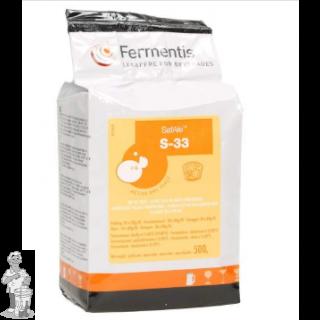 Fermentis Safbrew S-33 500 Gram.