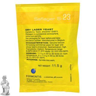 Fermentis Saflager S-23 11,5 gram