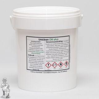 Uniclean Oxi Plus 1 KG.