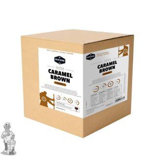 Brew Monk moutpakket - Sister Caramel Brown - voor 20 l