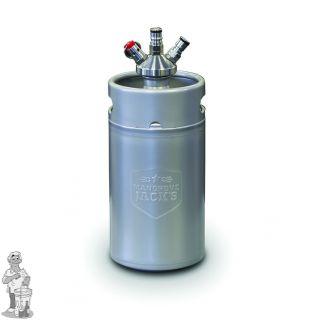 Mangrove Jack's DRUKVAT 10 liter RVS
