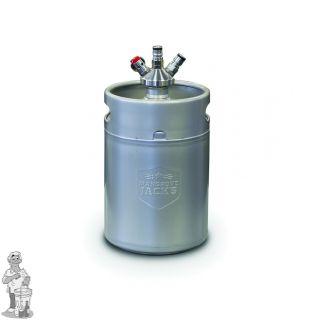 Mangrove Jack's DRUKVAT 5 liter RVS