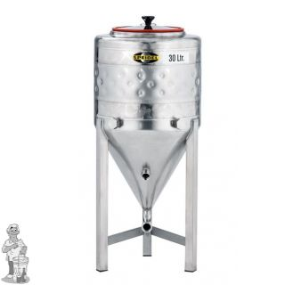 Speidel Conisch Roestvrijstalen Fermenter 30 liter