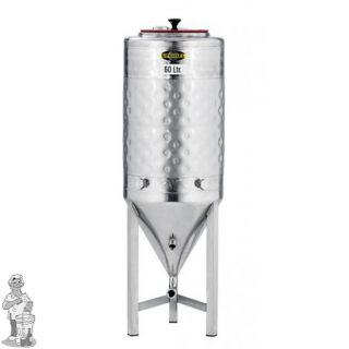 Speidel Conisch Roestvrijstalen Fermenter 60 liter