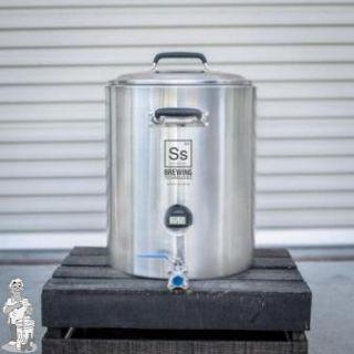 Ss Brewtech Infussion Mash Tun 20 gallon 75.71 liter