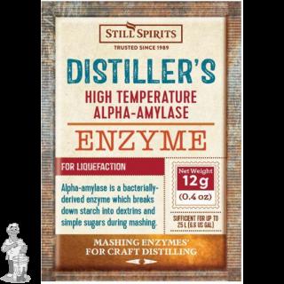 Still spirits DISTILLER'S ENZYM HOGE TEMPERATUUR ALFA-AMYLASE
