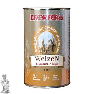 Brewferm Moutextract Vloeibaar Tarwe 1,5 kg
