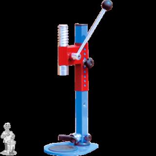 Kroonkurkapparaat Tec 26 en 29 mm tafelmodel