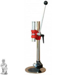 Kroonkurkapparaat Chroma 26 en 29 mm tafelmodel (incl.1000 kroonkurken 26mm gratis)