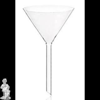 Trechter glas 100 mm