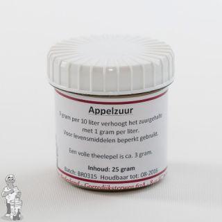 Appelzuur 50 gram