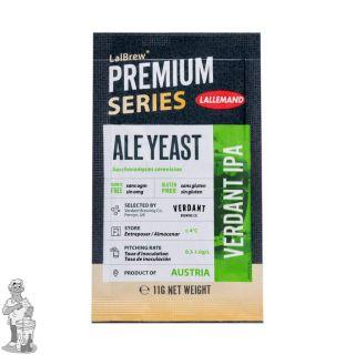 LALLEMAND LalBrew® Premium biergist gedroogd Verdant IPA - 11 g