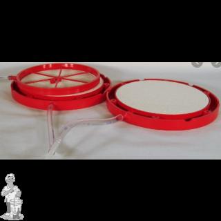 Vinamat filter extra alleen platen zonder pomp en filters ( 1 op voorraad)
