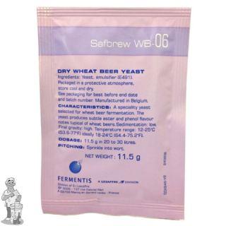 Fermentis Safbrew WB-06 11,5 gram