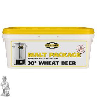 Speidel moutpakket Wheat Beer