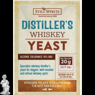 Still spirits Whisky Yeast korrel