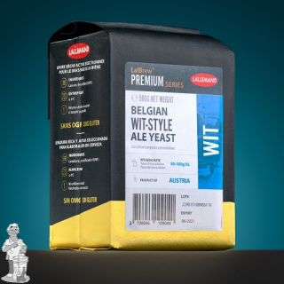 LALLEMAND LalBrew® Premium biergist gedroogd Wit - 500 g