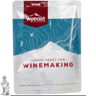 Wyeast 4242 Fruitty White activator (XL)